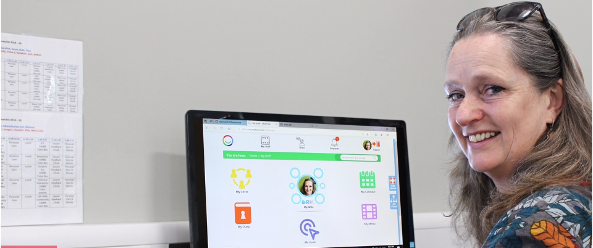 WikiMe has 'revolutionised college delivery and assessment'